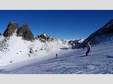 Andorran skiers
