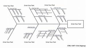 Fishbone Diagram For Powerpoint