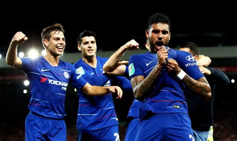 Chelsea Fc Carabao Cup Draw