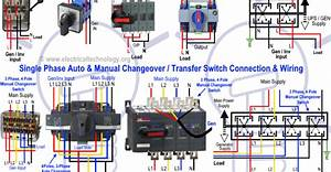 Zenith Transfer Switch Wiring Diagram