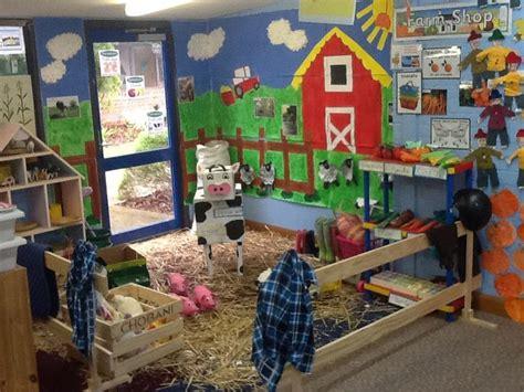 Kinderzimmer Wandgestaltung Bauernhof by Pin Auf Klassenraum Deko Rollenspiel