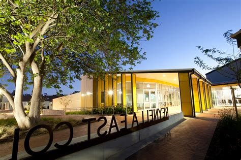 reynella east college learning environments australasia