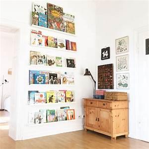 Wandgestaltung Mit Der Ikea Ribba Mosslanda Bilderleiste