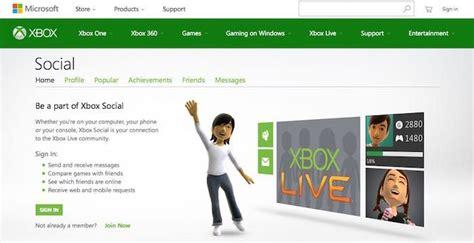 Xbox Live Login - Live.Xbox.com - Account and Status ...