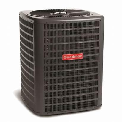 Goodman Ton Seer Condenser Air System Cooling