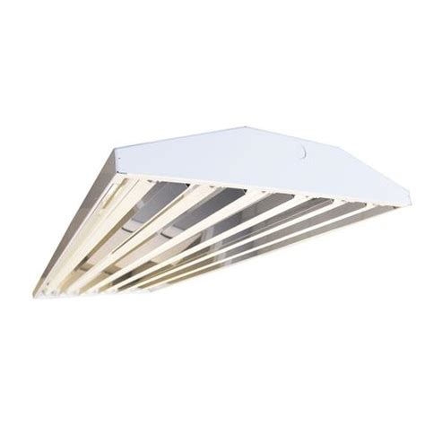 t5ho fluorescent t5l 5 6 or 8l fixture aei lighting