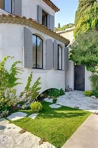 couleur crepi maison ancienne segu maison With quelle couleur avec le gris 16 facade en bardage bois pour maison individuelle travaux