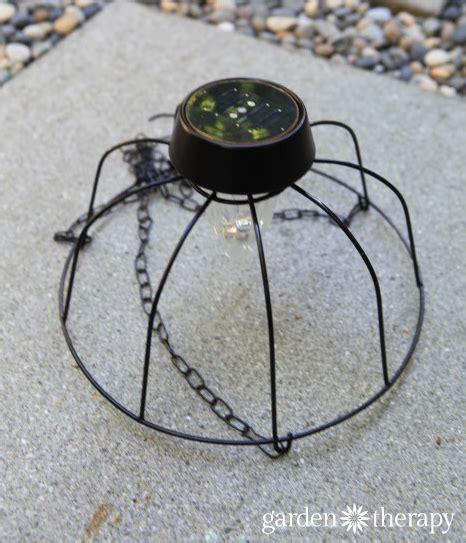 how to make outdoor solar lights fairy light project diy solar light chandelier