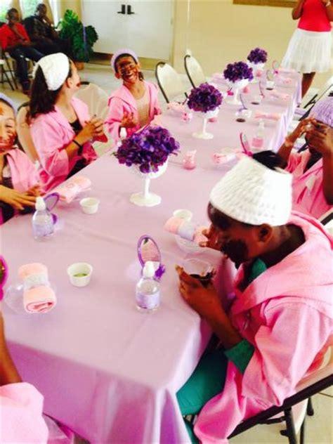 spa girl theme birthday party birthday party ideas themes