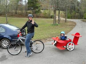 Kid Bike Trailer for Bicycle