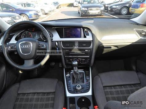 old car repair manuals 2010 audi a4 navigation system 2010 audi a4 avant 2 0 tdi ambition climate control si car photo and specs
