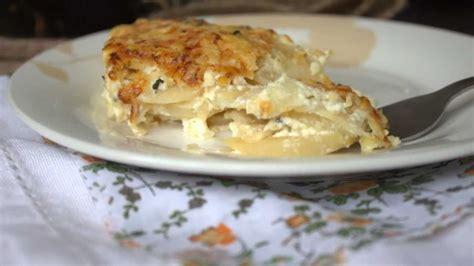 amoure de cuisine recette gratin de panais chez amour de cuisine