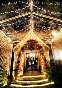 Holiday Wedding Reception Ideas on Pinterest