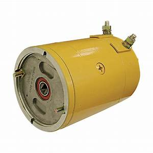 Meyer 12 Volt Electric Motor  Model  15727