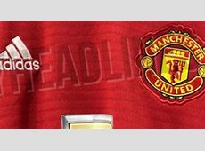 Manchester United's 201819 kit has been leaked and it has