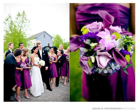 191 Best Plum Weddings Images On Pinterest