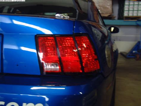 Ford Mustang 11b005 Mrt Plug Play Sequential Tail Lights