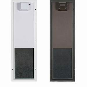 plexidor electronic pet door wall mount 193300 free With automatic dog doors for walls