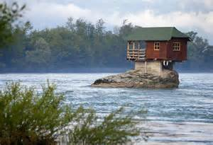 House Built On River