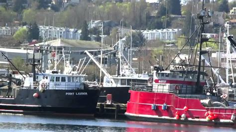 Fishing Boats Seattle by Nw Superyachts Alaska Fishing Boats In The Seattle Ship