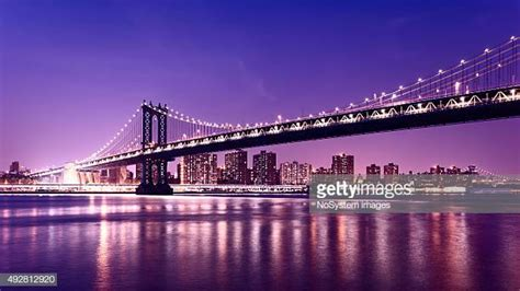 Manhattan Bridge Stock Photos And Pictures  Getty Images