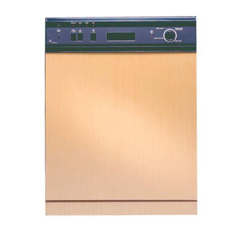 zbdxbb ge monogram dishwasher  stainless steel interior   hour delay start option