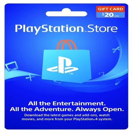 Best free psn code generators. PlayStation Store $20 Gift Card, Sony Digital Download - Walmart.com