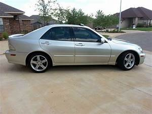 Purchase Used 2002 Lexus Is300 - Silver On Black