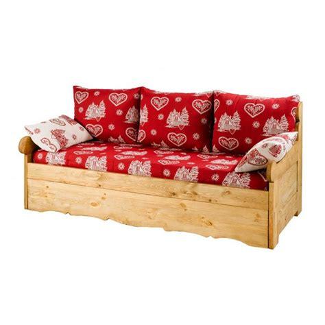 coussin pour canapé cuir coussins pour canapé gigogne 3 places combloux achat