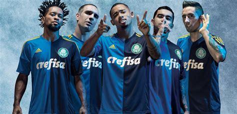 Palmeiras Reveal 3rd Kit