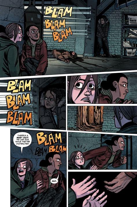 The Last Of Us American Dreams 4 Profile Dark