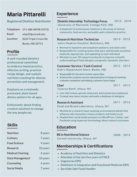 resume profile summary key accomplishments resume