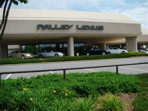 Nalley Lexus-roswell Car Dealership In Roswell, Ga 30076