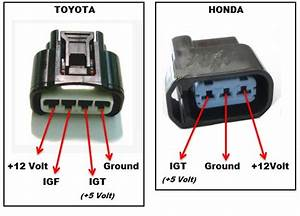Coil On Plug Wiring For Mitsubishi Engine  4g9x    4g6x