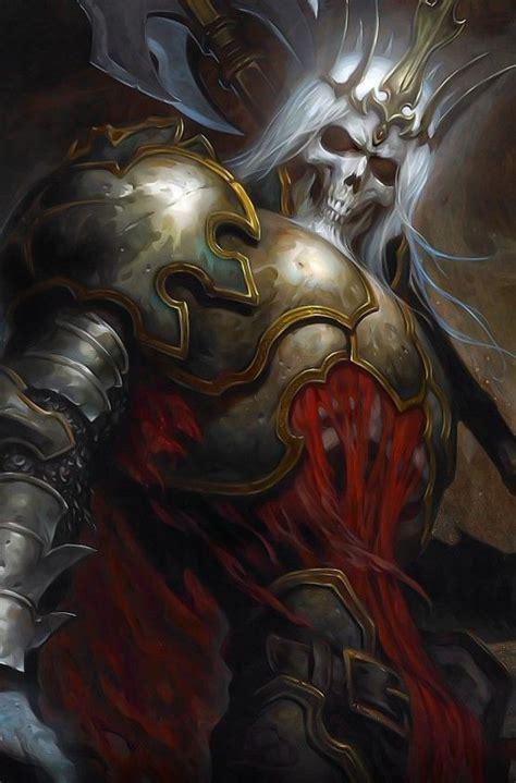 hos leoric  skeleton king skeleton king dark