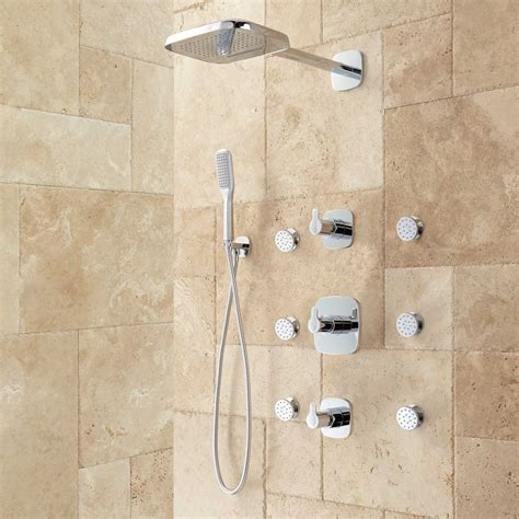 shower diverter arin thermostatic shower system with shower 6