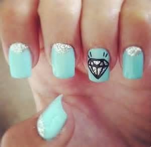 Best diamond nail art ideas design ideaz
