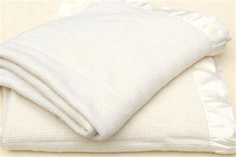 light blankets for summer light summer weight white wool acrylic blankets vintage