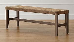 Fiji Rope Bench Reviews Crate And Barrel