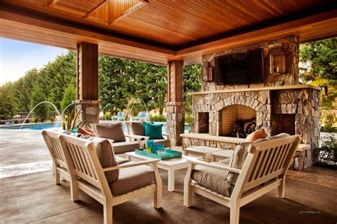 Covered Patio Ideas by 20 Beautiful Covered Patio Ideas
