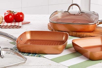 copper chef voted   selling cookware brand