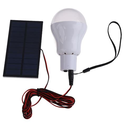 portable solar power led bulb l outdoor lighting c