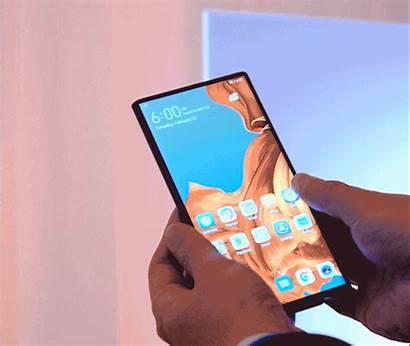 Huawei Mate Phone Fold Galaxy Folding Foldable