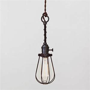 Pendant lamp kit three light with mini lights