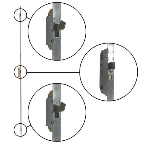 Andersen Patio Door Lock Mechanism by A Series Hinged Door Active Panel 3 Point Lock Mechanism