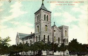 St. Mary'S Church, 5th And Armstrong Kansas City, KS