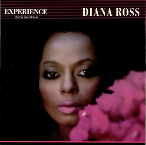"Diana Ross Experience (special Dance Remix) Uk 12"" Vinyl"