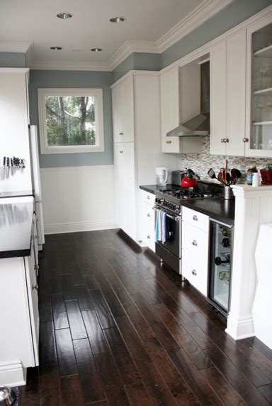 gray kitchen white cabinets blue gray kitchen with black counter tops and white cabinets