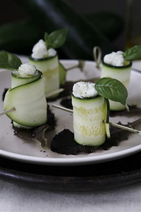 easy zucchini roll ups bell alimento
