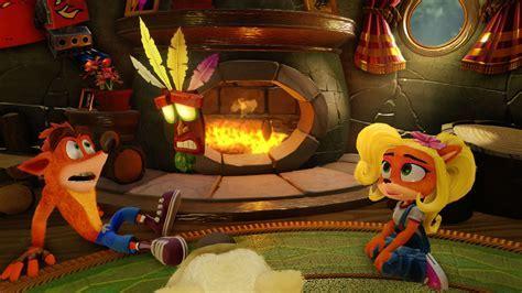 Crash Bandicoot N.Sane Trilogy is spinning onto Nintendo